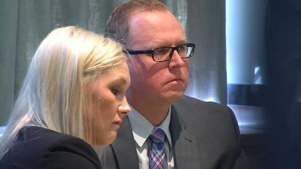 Final Witness Testifies In OKC Police Sergeant's Murder Trial; Jury To Begin Deliberations Next Week