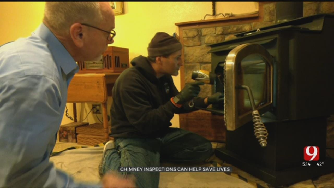 Oklahoma Experts Urge Chimney Inspection Before Use In Cold Weather