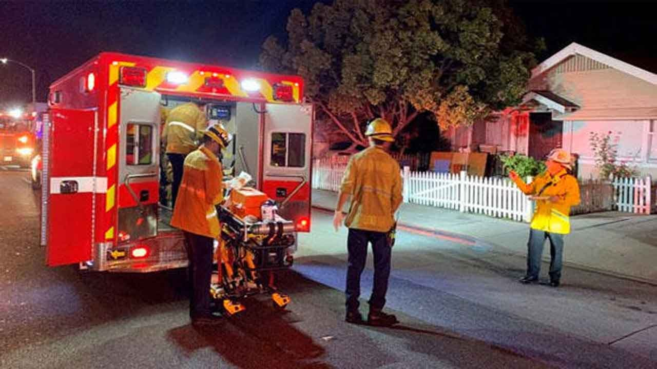 A Dozen People Shot, 3 Fatally During Apparent Halloween Party Outside L.A.