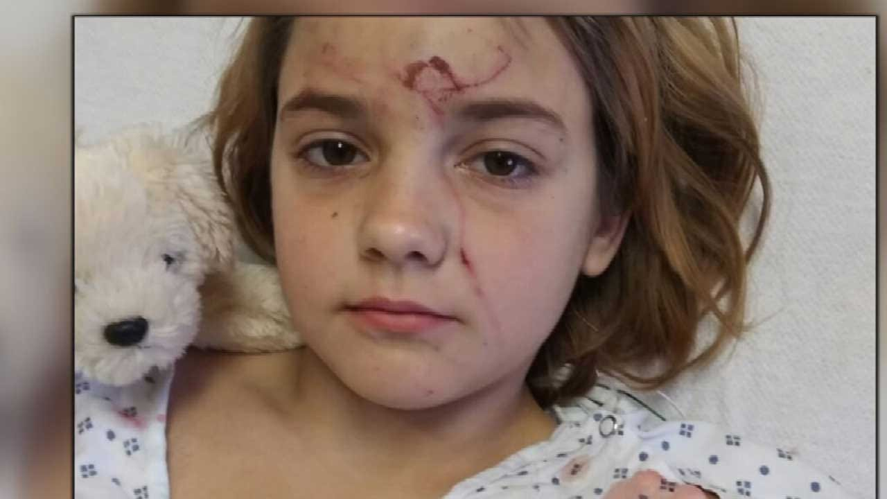 Attorney: No Criminal Charges Likely After 9-Year-Old Mauled By 3 Dogs In Pottawatomie County