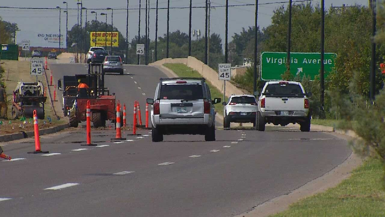 Unexpected Rise In Crashes After OKC Boulevard Opens; Public Works To Add Traffic Light At Intersection