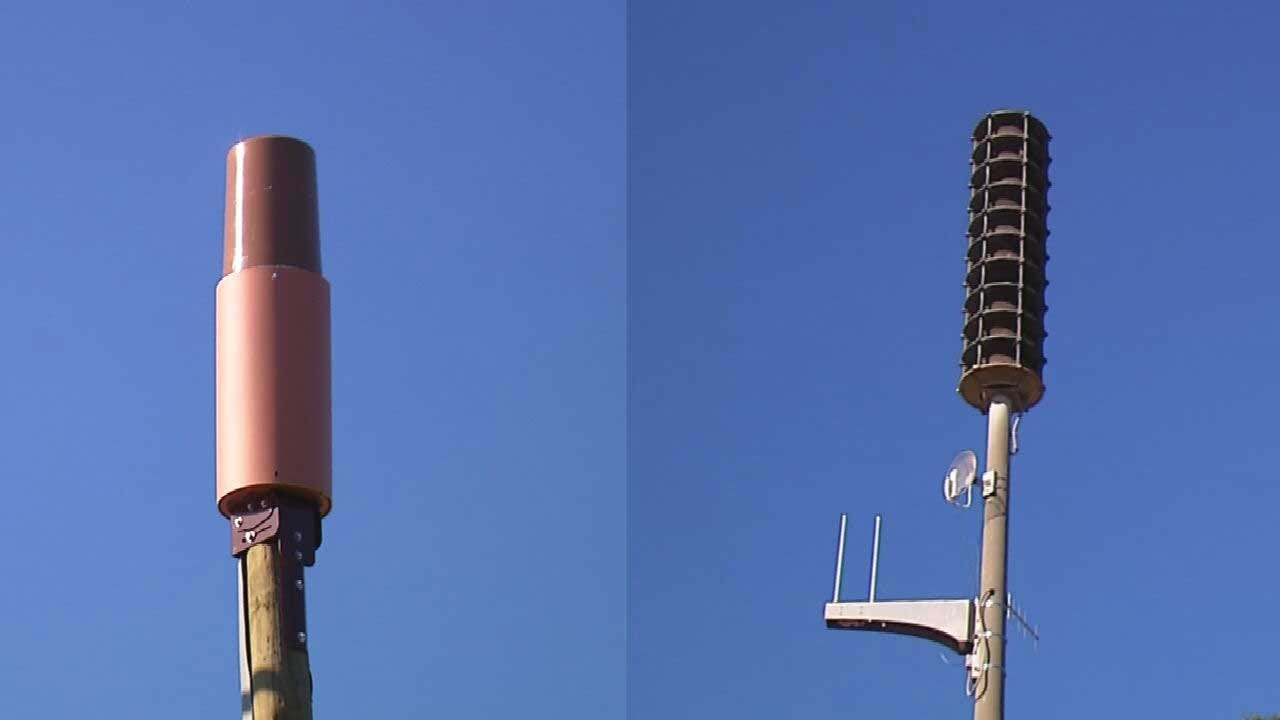 City Addresses Public Safety Concerns After OKC Residents Confuse 5G Cell Towers For Tornado Sirens