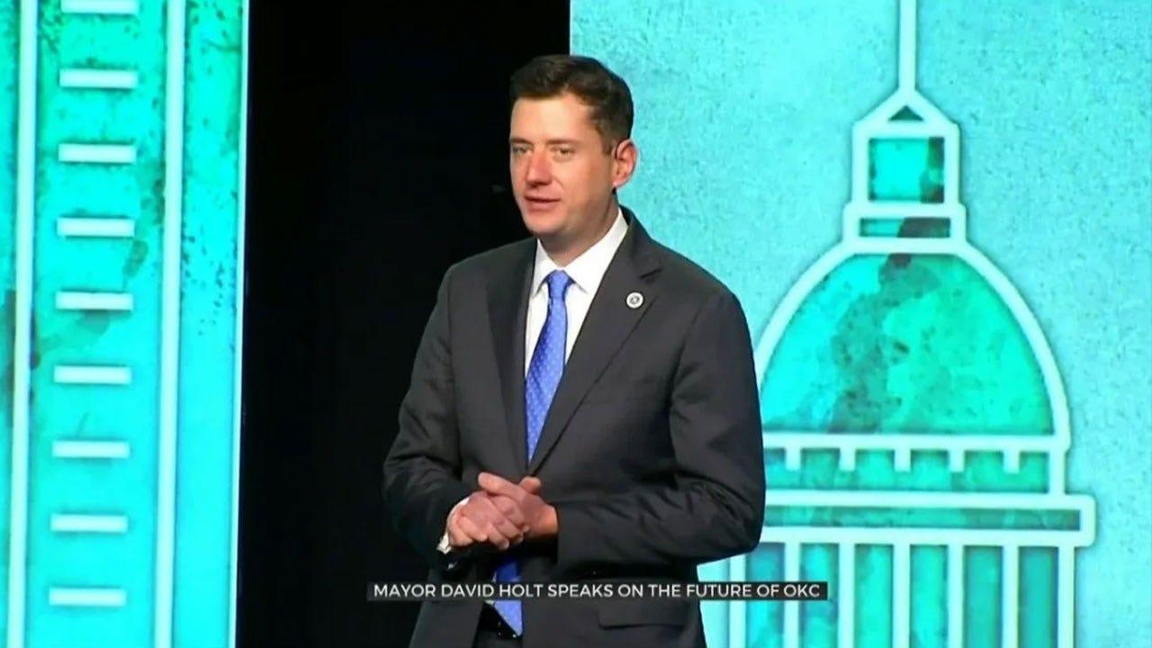 Oklahoma City Mayor David Holt Opens Up In New Podcast