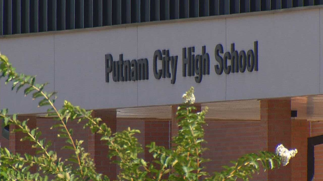 Putnam City HS Student Arrested, Accused Of Raping Female Student During School Hours