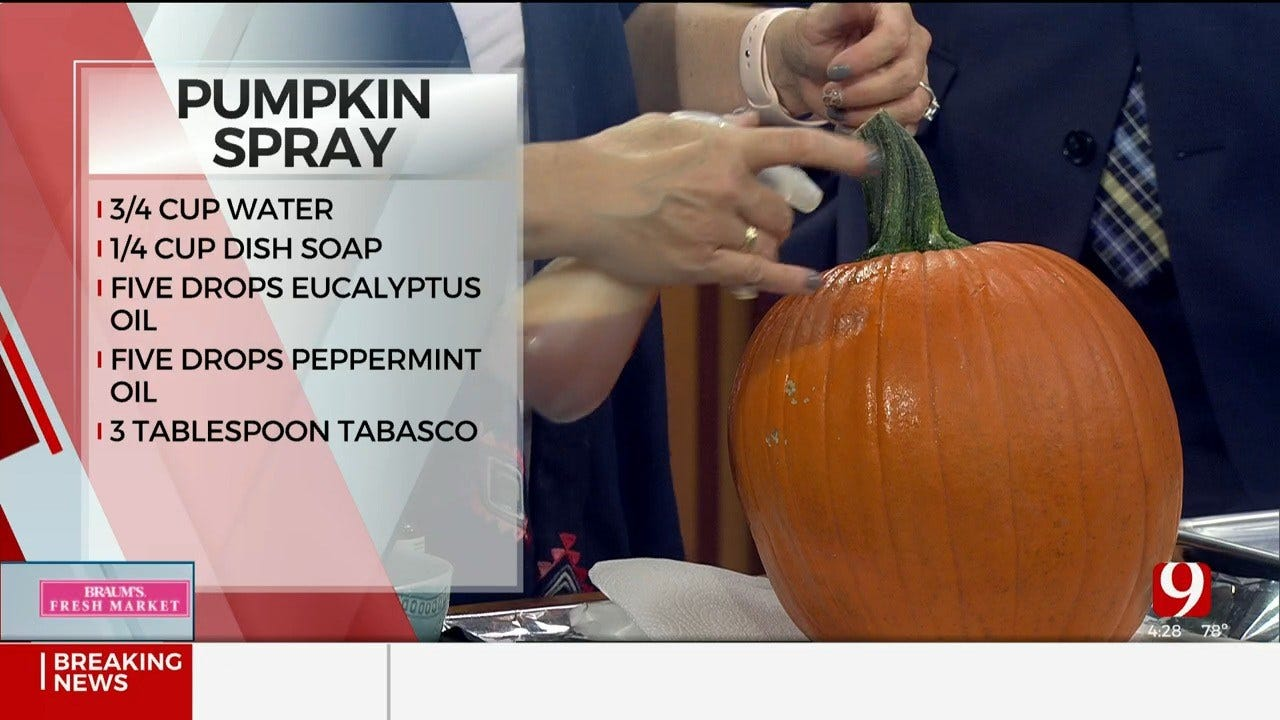 Pumpkin Spray
