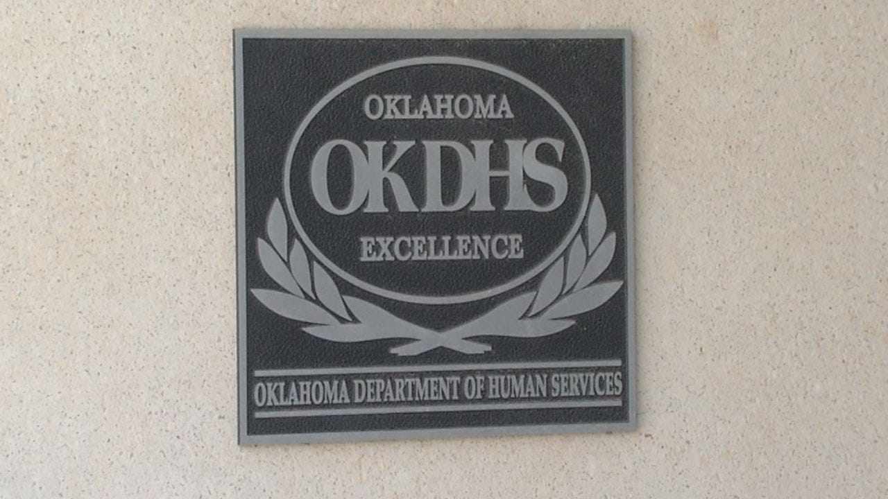DHS Employees To See 13% Pay Raise, Gov. Stitt Announces