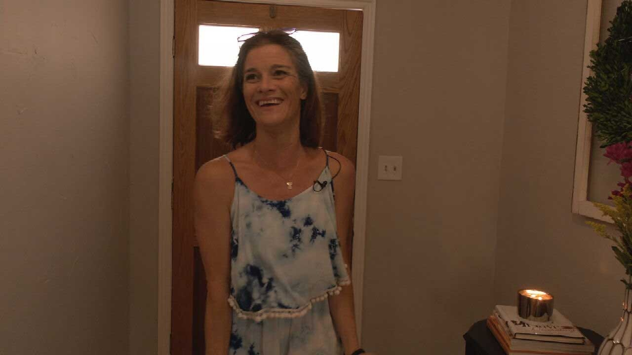 Single Mom Gifted With Home Renovation For OKC's Annual 'She Builds' Project