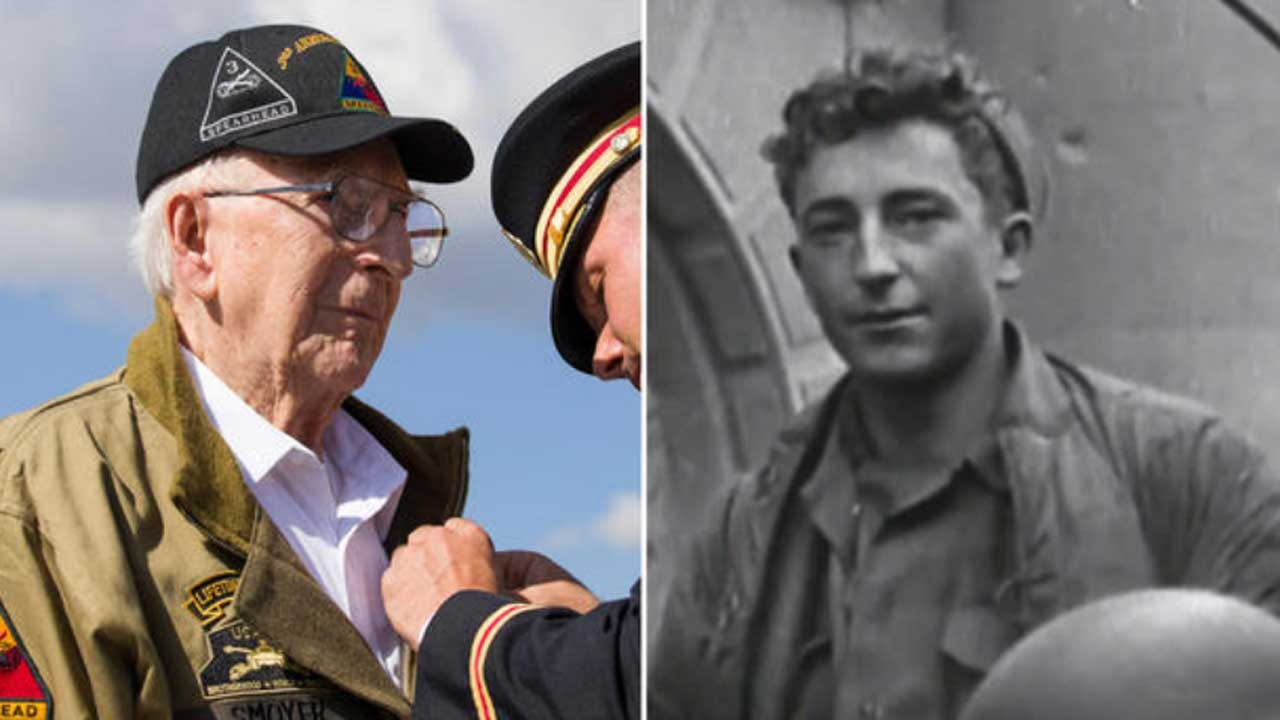 WWII 'Hero Of Cologne' Awarded Bronze Star In Surprise Ceremony 75 Years Later