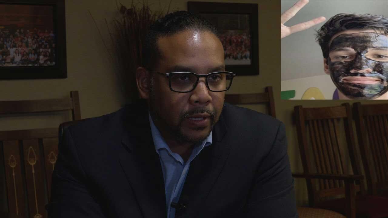 OU VP Of Student Affairs Responds Following Third Blackface Incident