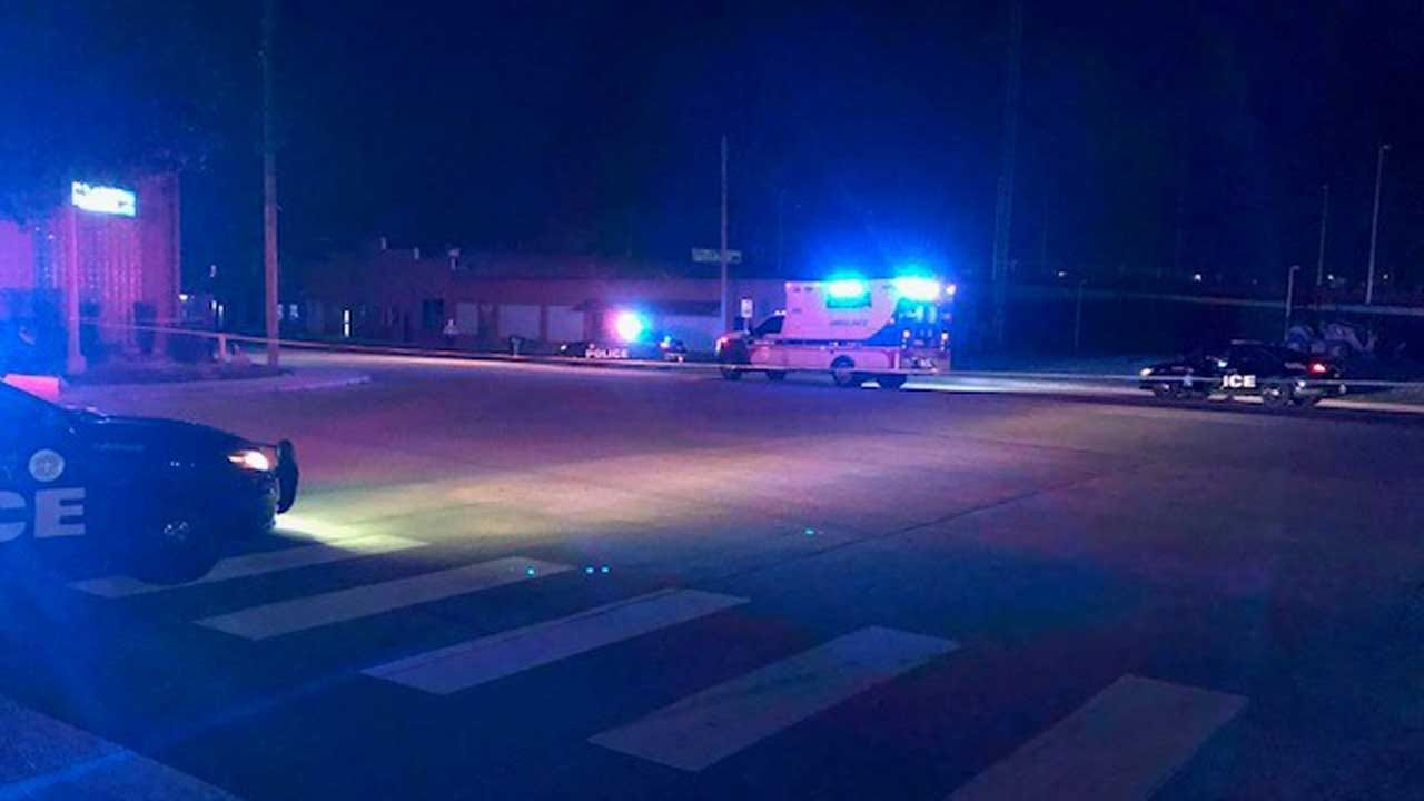 Man Arrested After Deadly Fight At SW OKC Gas Station