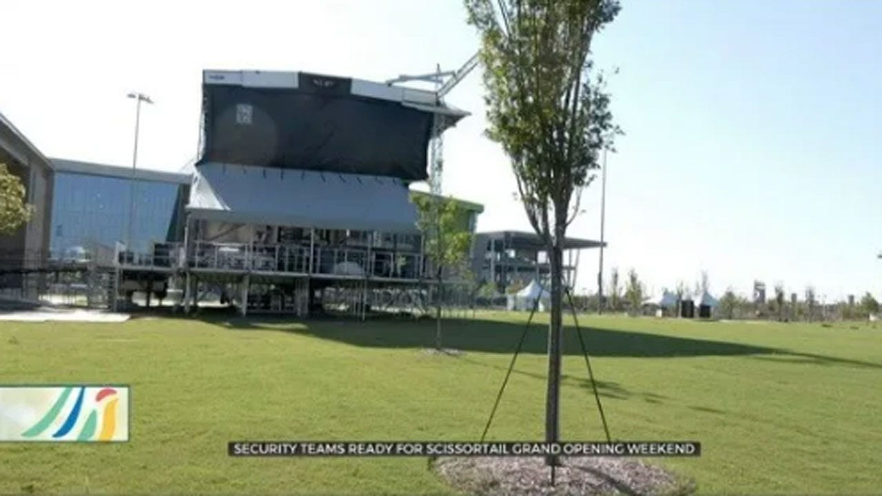 What's To Come In Phase 2 Of Scissortail Park