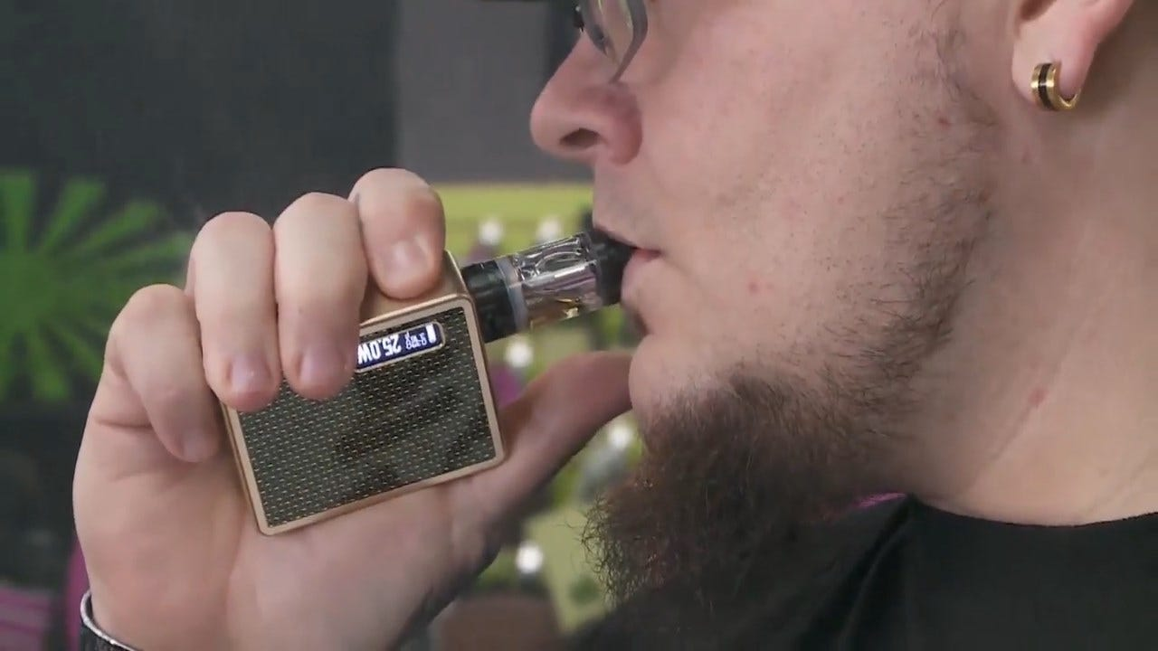 3 More Deaths, At Least 450 Illnesses Linked To Vaping Nationwide