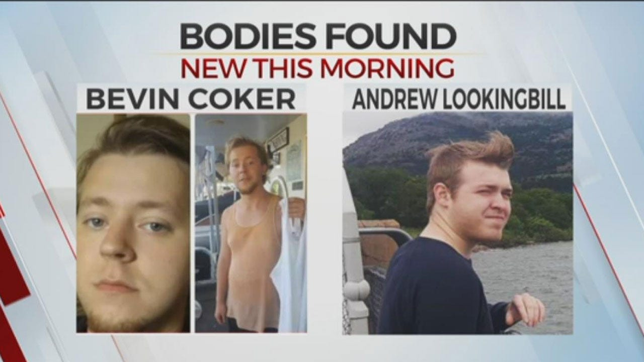 Search And Rescue Officials Say 2 Missing OKC Men Found Dead