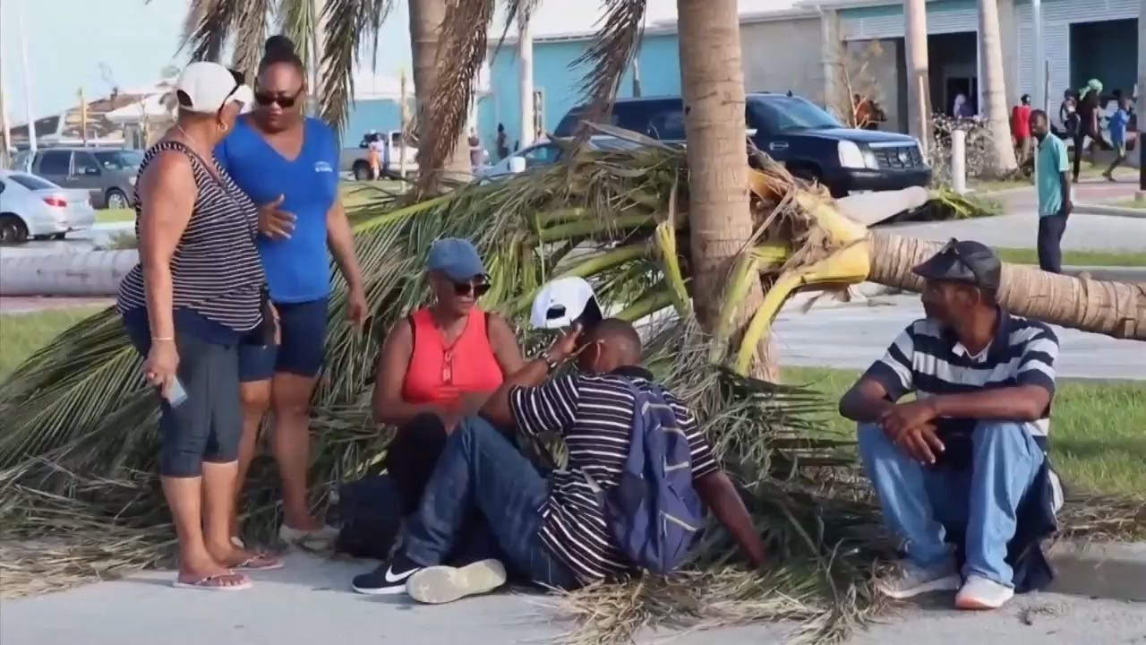 Bahamians Lash Out At Government Over Disaster Response: 'We Are On Our Own'