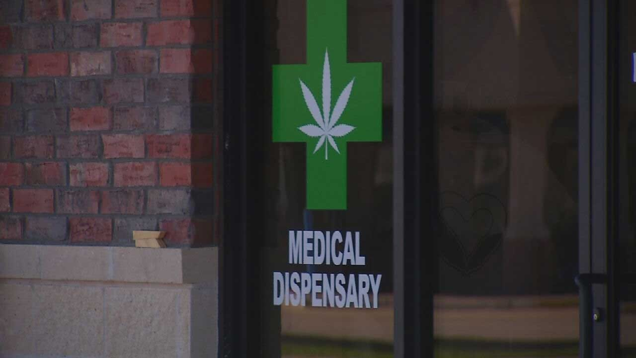 Dispensary Owners Protest New Oklahoma Medical Marijuana Rules