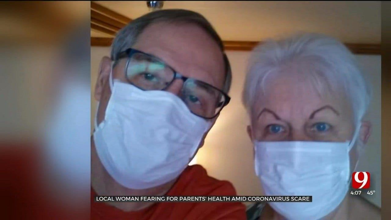 Local Woman Concerned Over Parents' Health While They Are Quarantined On Cruise Ship