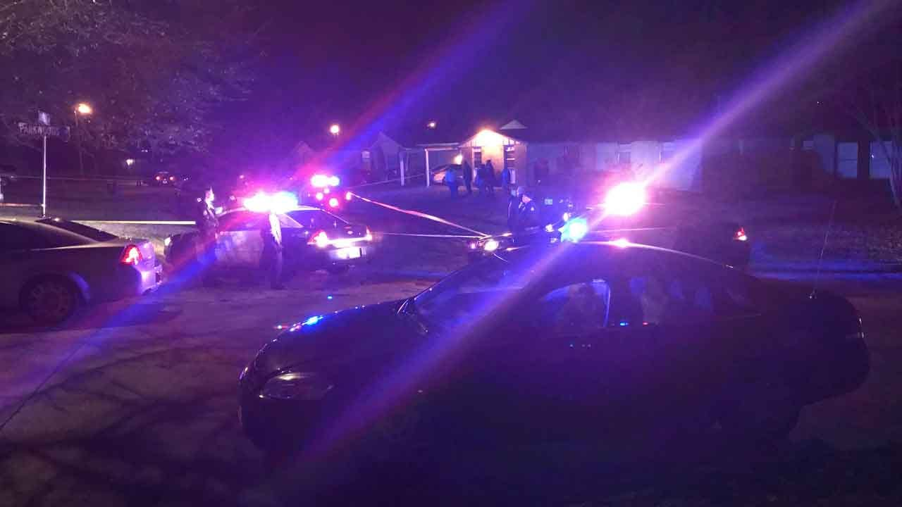 1 Dead, 1 On The Run Following Shooting In MWC