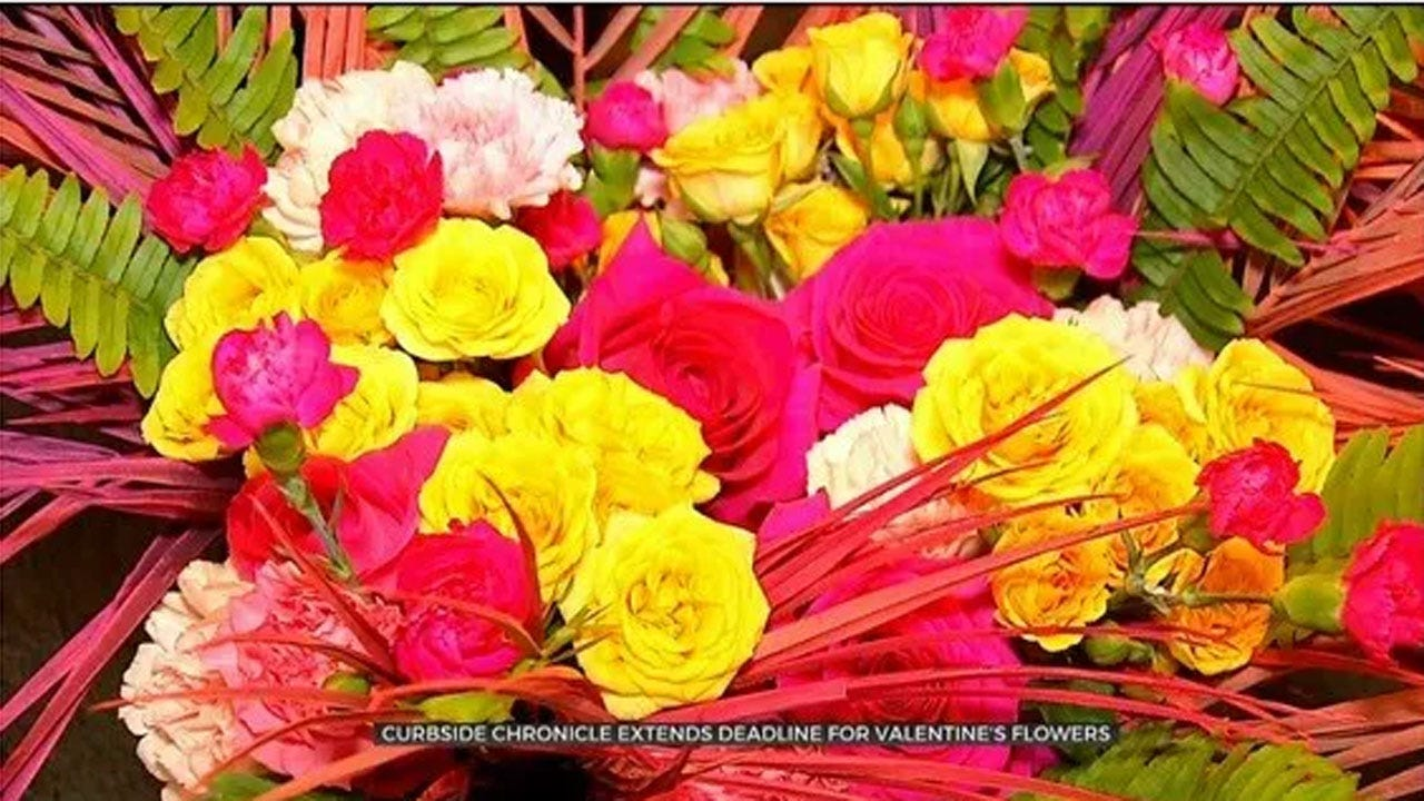 Curbside Chronicle Valentine's Flower Sale Proceeds Help People Get Out Of Poverty
