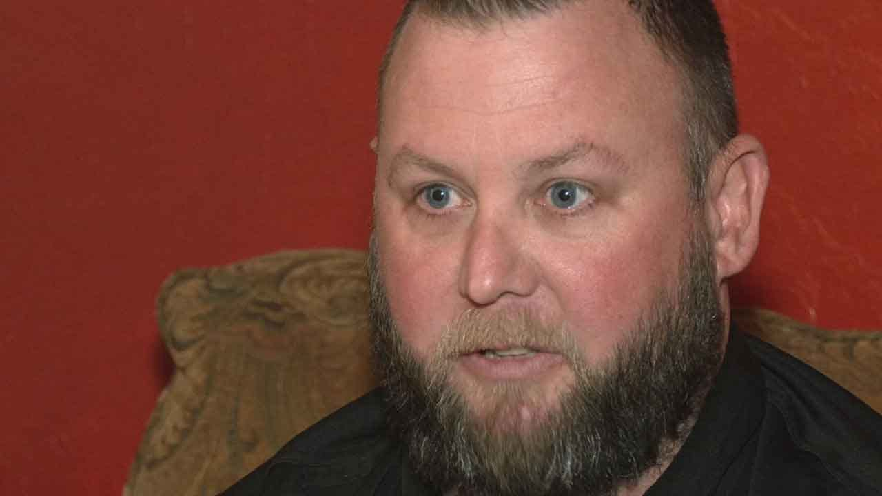 Chickasha Officer Injured In The Line Of Duty Fights For Better Pension