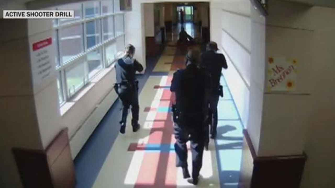 Schools' Active Shooter Drills Face Criticism For Causing 'Trauma And Fear'