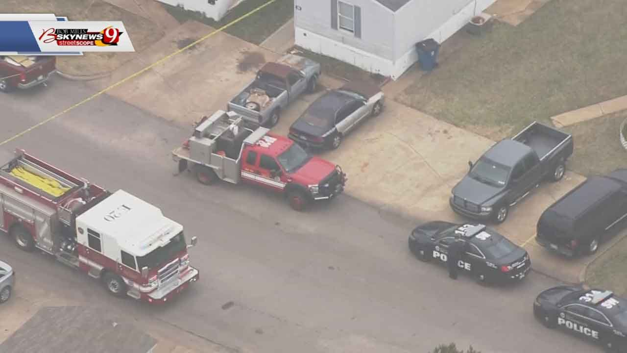 1 Dead, 1 Victim In Critical Condition After Shooting In SW OKC