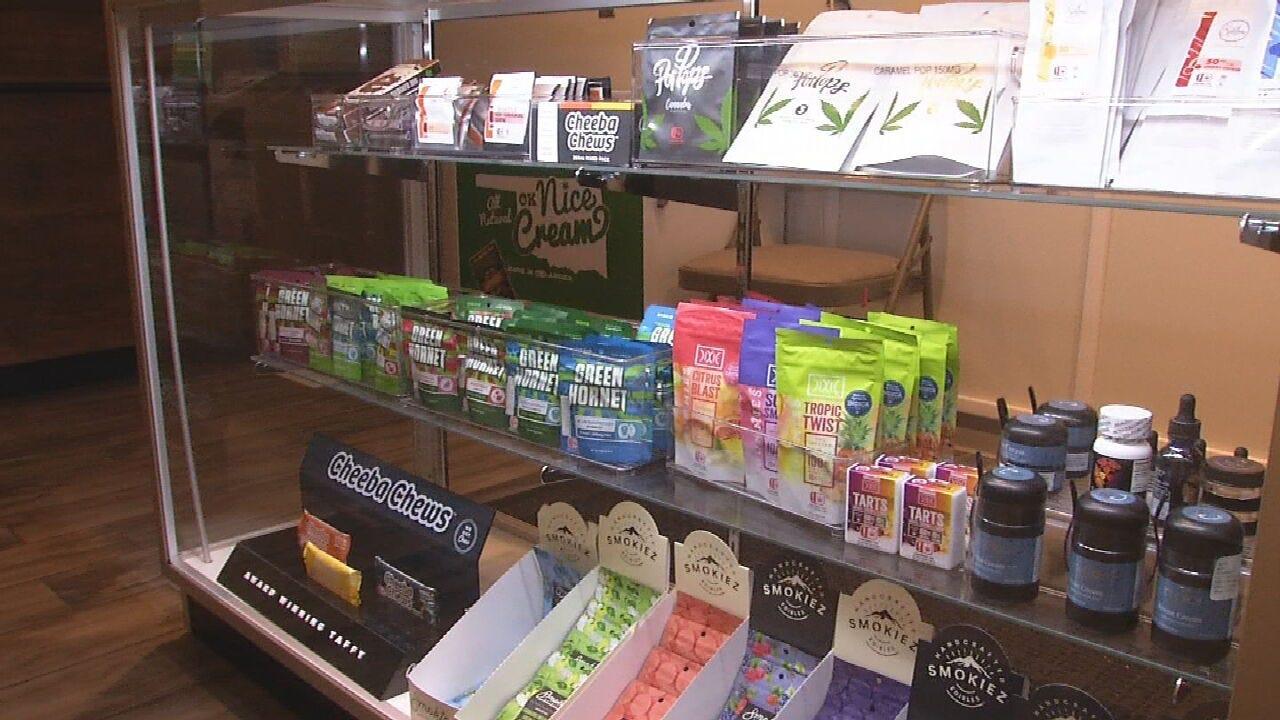 Oklahoma Has The 2nd Highest Number Of Marijuana Dispensaries Per Capita