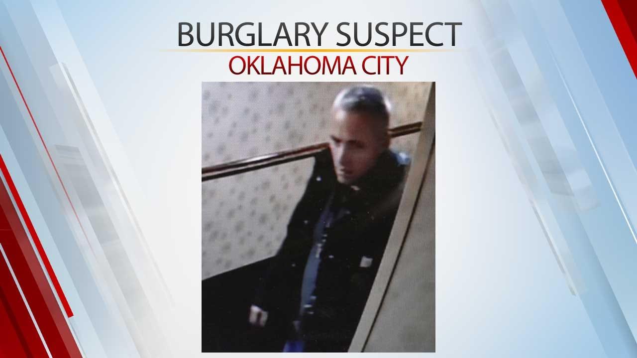 SW OKC Motel Burglarized; Keys, Tech Stolen