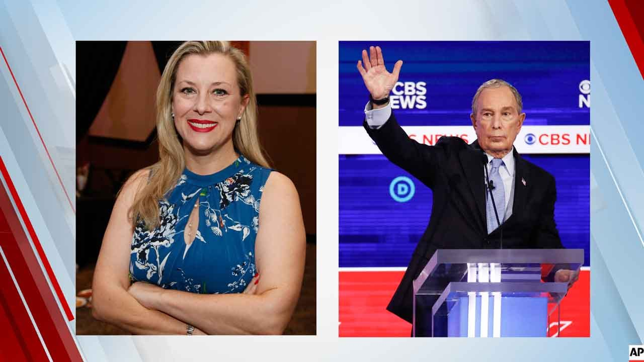 Rep. Kendra Horn Defends 2018 Win After Bloomberg's Democratic Debate Comment