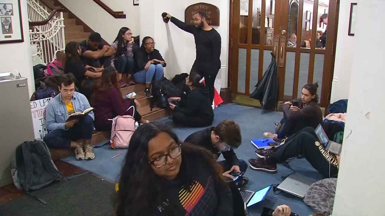 OU Meets Several Demands Of Students, Sit-In Continues