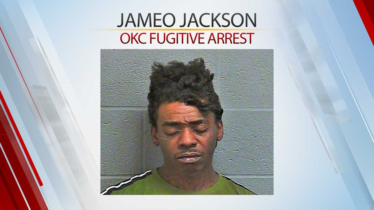 OKC Police Officers Chase Man Into Messy Apartment, Bodycam Video Shows