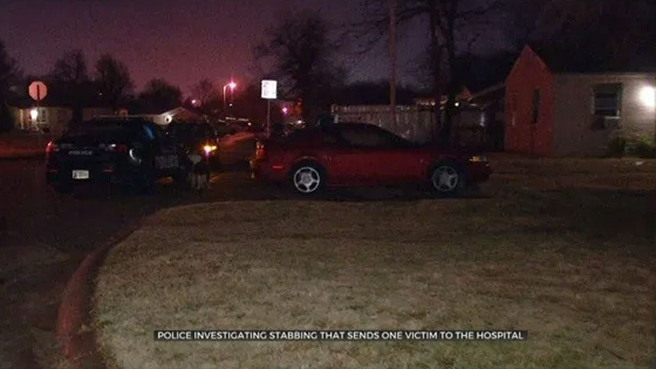 Police Investigate After Stabbing Sends 1 To Hospital