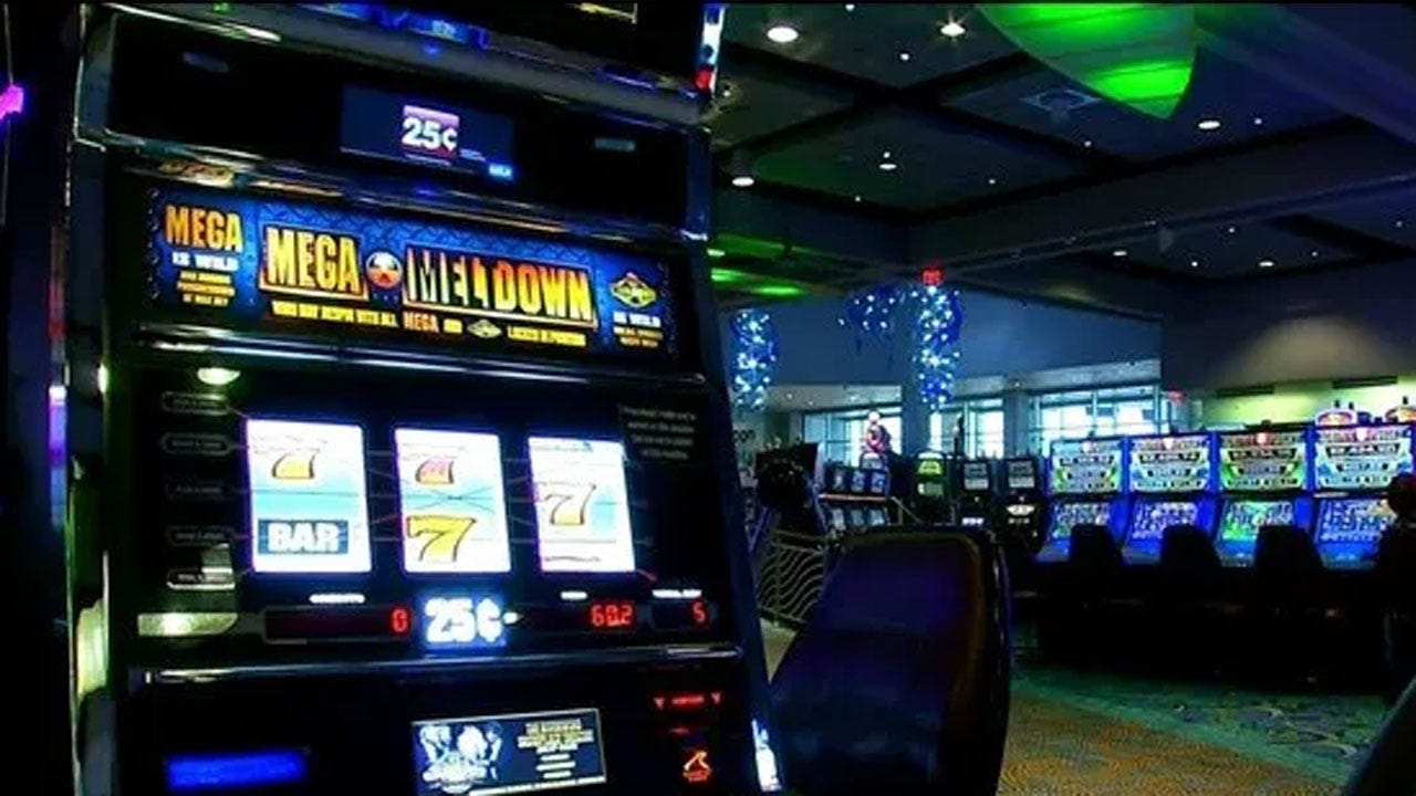 Gov. Stitt Files Response To Federal Gaming Suit