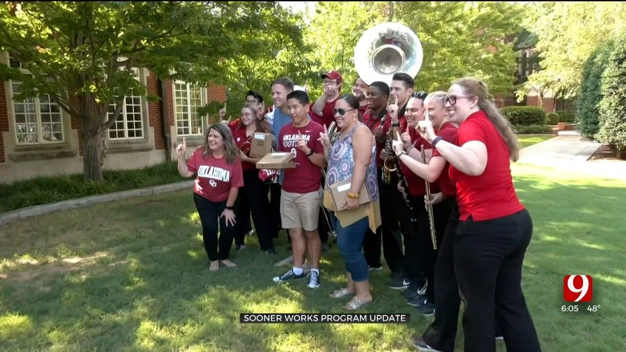 Students In New OU Program Start Their Second Semester, Internships