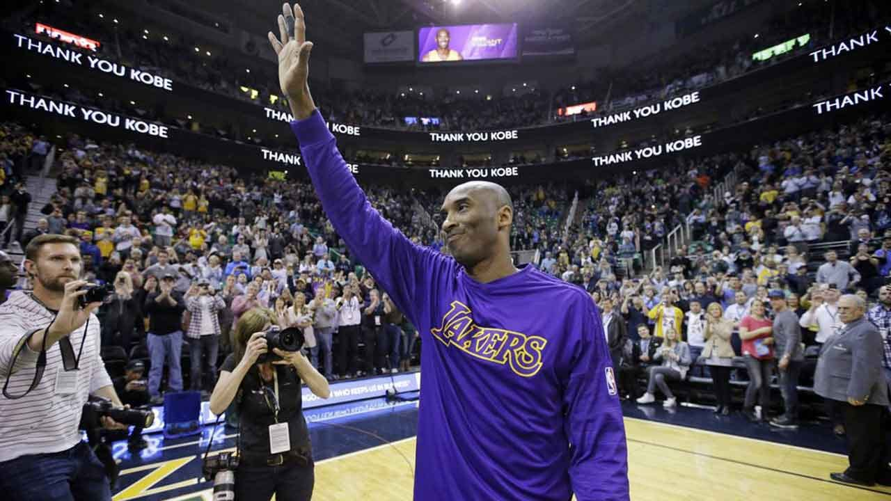 Kobe Bryant, Daughter Perish In Copter Crash, 7 Others Dead