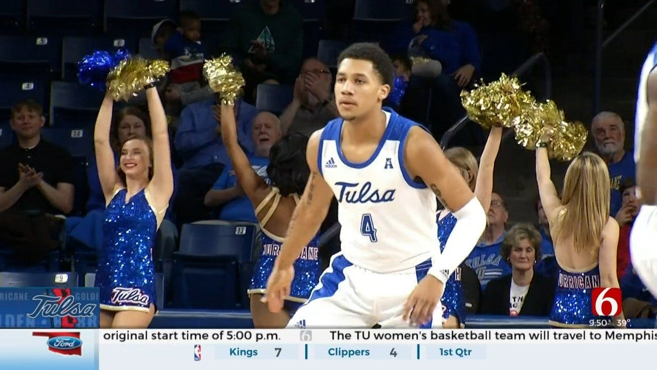 TU Planning To Break Conference Losing Streak Against Wichita State