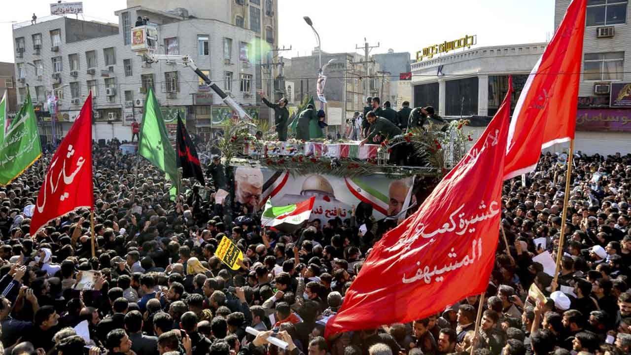 Iran Abandons Nuclear Deal Limits After US Kills General
