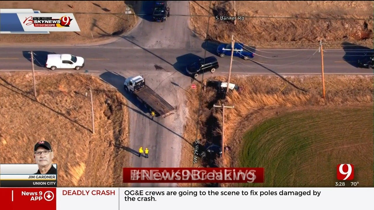 At Least 1 Killed, Multiple Injuries Reported In Union City Crash