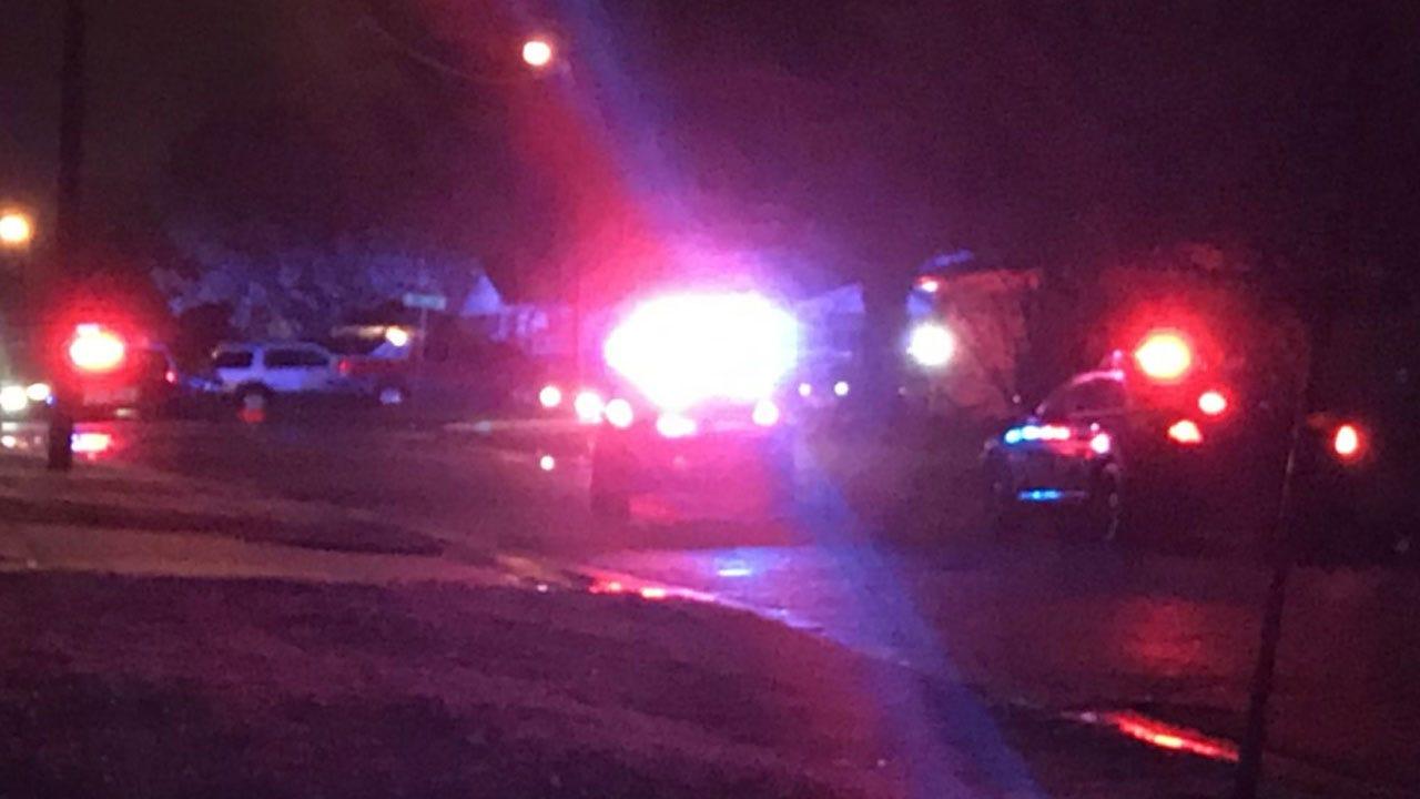 OCPD Investigates Overnight Shooting In NW OKC