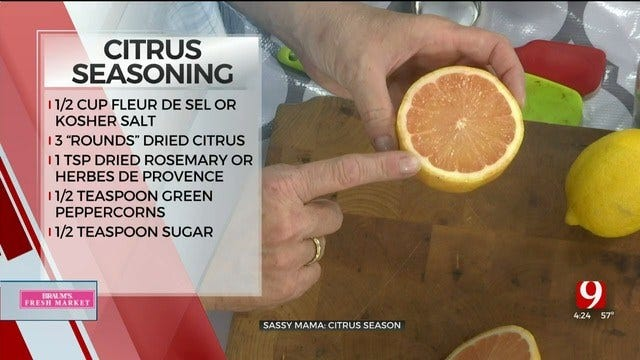 Citrus Seasoning Blend