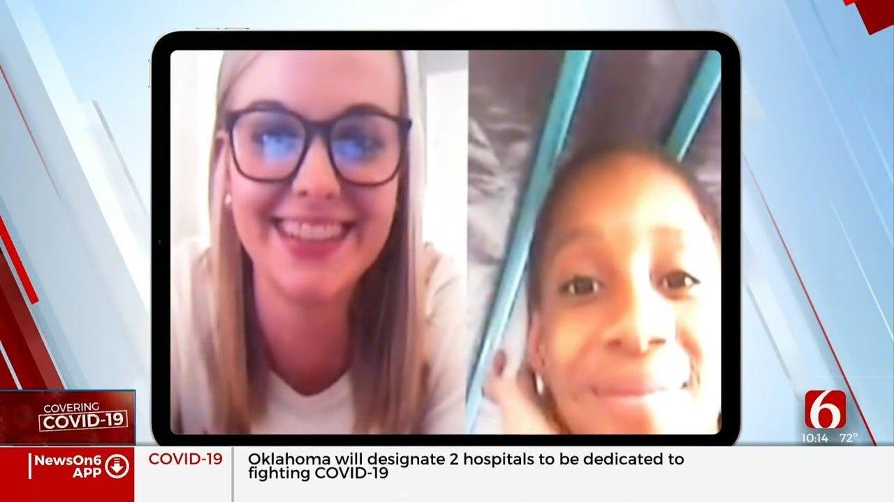 Big Brothers Big Sisters Innovate Mentoring During Oklahoma's Coronavirus Outbreak