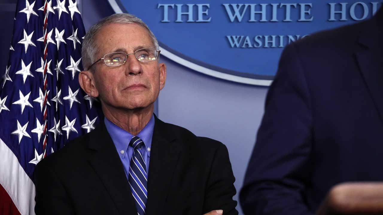 Fauci Calls White House Efforts To Undermine His Credibility 'Bizarre'