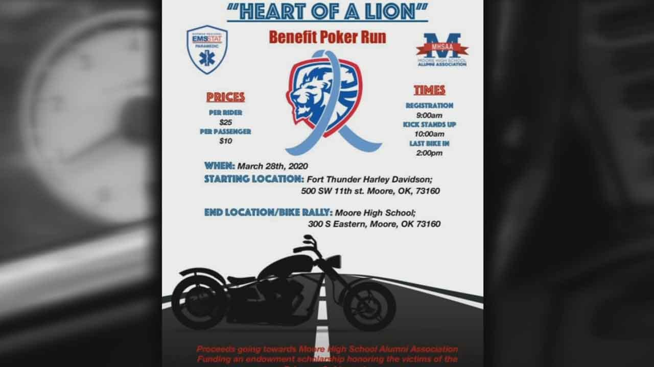 Paramedics Honor Moore Victims With 'Heart Of A Lion' Fundraiser